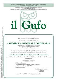 Il Gufo 2008 - aprile maggio giugno