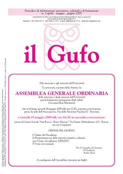 Il Gufo 2009 - aprile maggio giugno