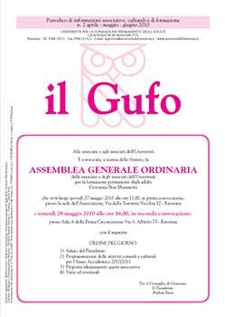Il Gufo 2010 - aprile maggio giugno