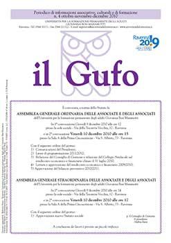 Il Gufo 2010 - ottobre novembre dicembre