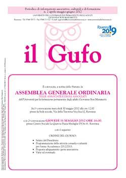 Il Gufo 2012 - aprile maggio giugno